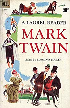 Paperback Mark Twain : A Laurel Reader [French] Book