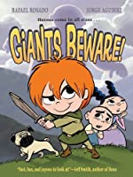 Giants Beware! (The Chronicles of Claudette) by Jorge Aguirre(2012-04-10)