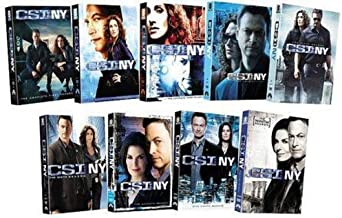 Best csi ny complete series Reviews