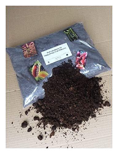 TROPICA - 6 Liter - Kultursubstrat für Fleischfressende Pflanzen/Karnivoren