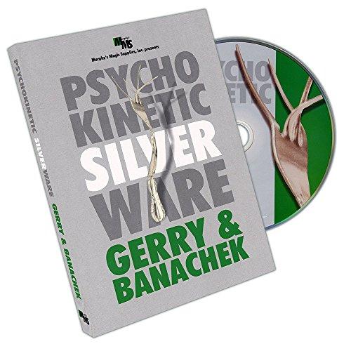 DVD Psychokinetic Silver Ware - Banachek