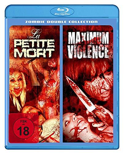 La Petite Mort & Maximum Violence - Splatter Double Collection [Blu-ray]