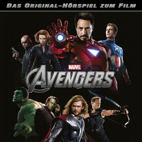 The Avengers Titelbild