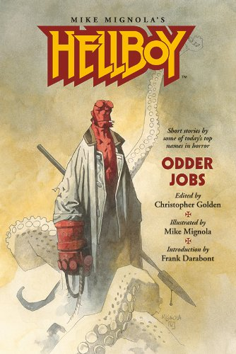 Amazon.com: Hellboy: Odder Jobs eBook: Darabont, Frank, Various, Golden,  Christopher: Kindle Store