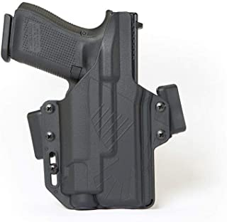 Raven Concealment Systems Perun LC OWB Holster fits Glock with TLR7/8