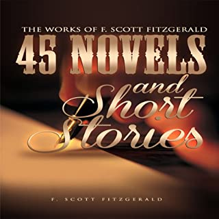 The Works of F. Scott Fitzgerald cover art