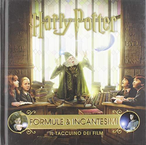 Harry Potter. Formule e incantesimi. Il taccuino dei film