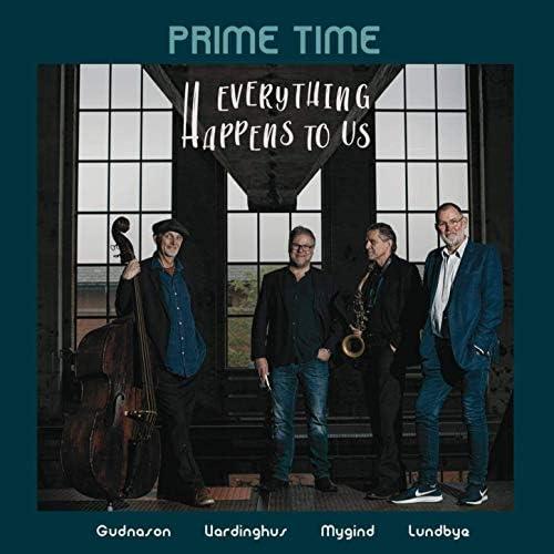 Prime Time feat. Jakob Mygind, Søren Lundbye, Olav Gudnason & Henrik Vardinghus