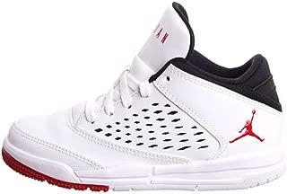Jordan Flight Origin 4 White/Gym Red-Black (Little Kid) (1.5 M US Little Kid)
