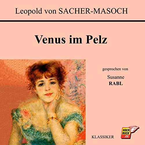 Venus im Pelz audiobook cover art