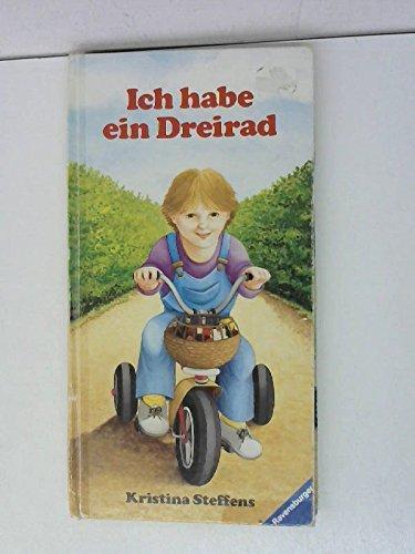 Ich habe ein Dreirad