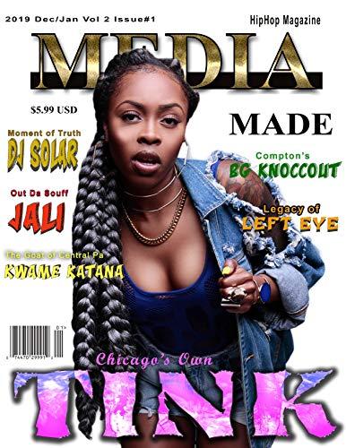 Media Made Magazine 2019 Dec/Jan Vol 2 Issue#1: Media Made Magazine (English Edition)