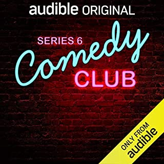 Comedy Club (Series 6) cover art