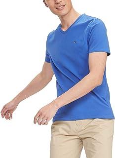 Tommy Hilfiger Men's Short Sleeve V Neck T Shirt