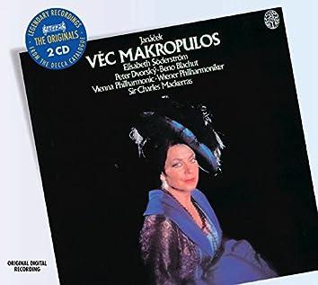 Janacek: Vec Makropulos/Lachian Dances