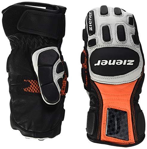 Ziener Kinder LEXOM MITTEN JUNIOR glove race Ski-Handschuhe / Wintersport | Skirennsport, Protektor, Leder