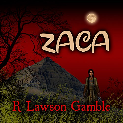 Zaca audiobook cover art
