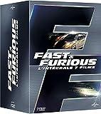 Coffret Fast And Furious 1 A 7 (7 Dvd) [Edizione: Francia]