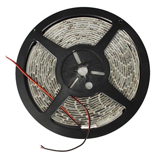 YWXLIGHT 36W 300 LED 3528 SMD 5M 3450-3550LM impermeabilizza la luce bianca calda fredda bianca della striscia flessibile della barra chiara LED della luminosità di luminosità 12V (1PCS) ( Colore : Bianco caldo )