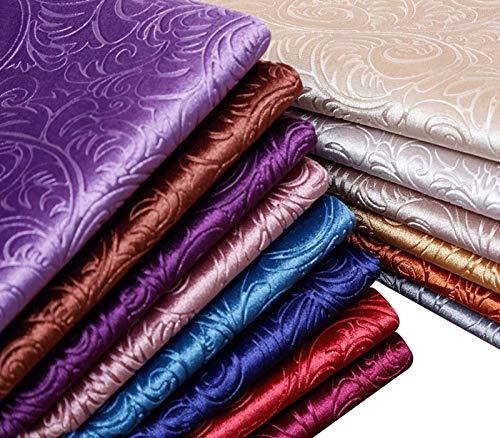 MAGFYLYDL Tela de terciopelo para patchwork de 28 unidades, 400 g/m², bolsa suave para sofá, tela de fondo para interiores, costura DIY (color amarillo)
