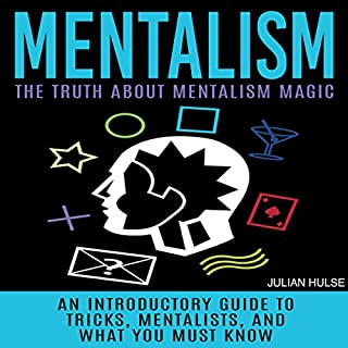 Mentalism: The Truth About Mentalism Magic audiobook cover art