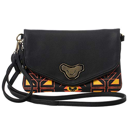 Disney The Lion King Foldover Clutch Handbag Purse