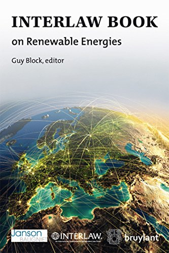 Interlaw Book on Renewable Energies