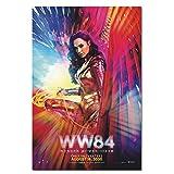 xiemengyangdeshoop Wonder Woman 1984 Poster 2020 Neuer