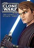 Star Wars - The Clone Wars - Season 3 [Edizione: Regno Unito] [Reino Unido] [DVD]