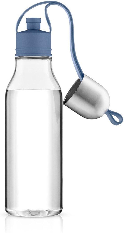 Eva Solo Sports Drinking Bottle Clear