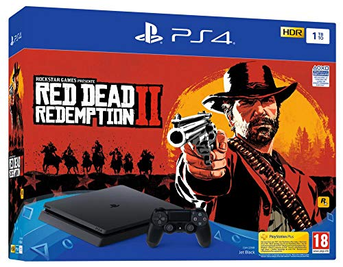 pack ps4 red dead redemption 2 carrefour