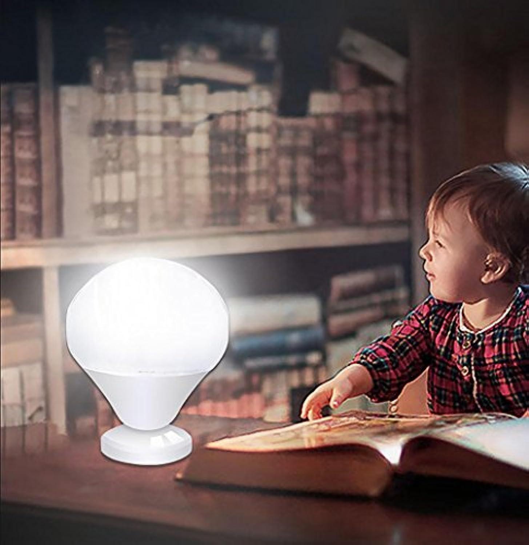LED Nachtlicht USB Lade Bunte Schalen Atmosphre Lampe Nachttischlampe