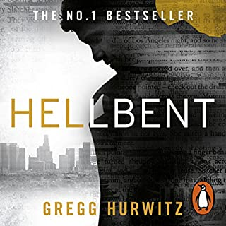 Hellbent audiobook cover art