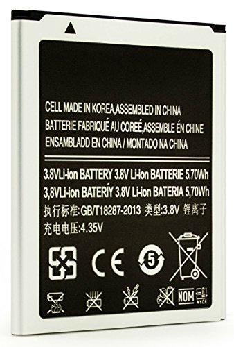 Bastex BasTexWireless Battery for Samsung Phones Galaxy S3 SIII Mini i8190 Exhibit T599 S Duos S7562 Ace 2 X S7560M GT-I8160