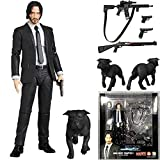Gamer City John Wick Action Figure Chapter 2