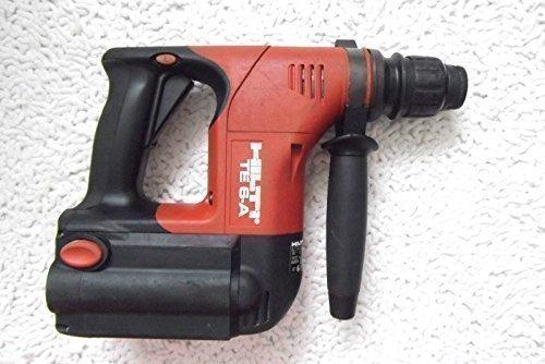 Hilti-TE6A Akku-Bohrhammer/WIE NEU/Garantie/NP.1099€