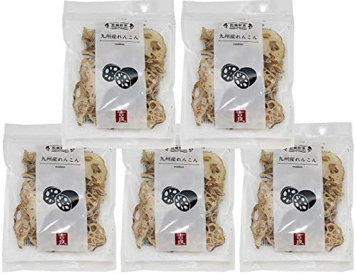 こだわり乾燥野菜 九州産 れんこん 25g×5袋