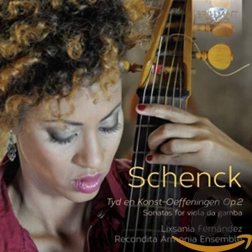 SCHENCK: Suites for Viola da G