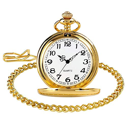 LEYUANA Logotipo Personalizado de Plata de Cuarzo Liso Reloj de Bolsillo Cadena Fob Hombres Mujeres Colgante Steampunk números Romanos Collar de Plata de Moda de Oro