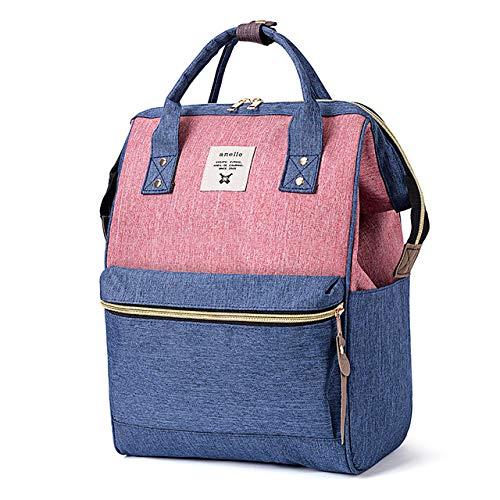 Zaino oxford stile coreano donne plecak na laptopa damski mochila para adolescenti borse da scuola per ragazze adolescenti