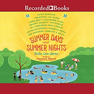 Summer Days and Summer Nights audiobook cover art