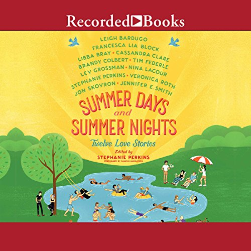 Page de couverture de Summer Days and Summer Nights