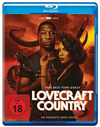 Lovecraft Country - Staffel 1 [Blu-ray]