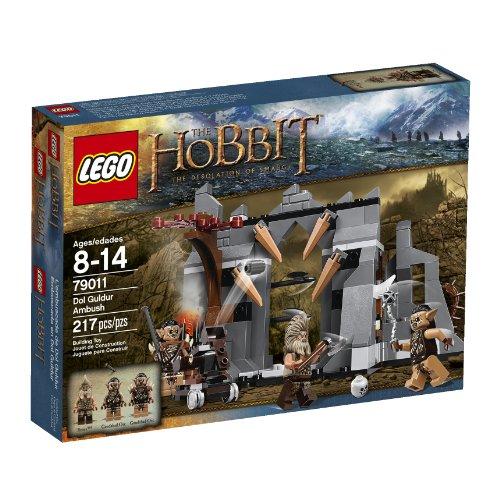 LEGO The Hobbit - L'embuscade de Dol Guldur - 79011