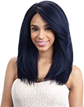Freetress Equal Silk Base Lace Front Wig TILLY Color : #4 Medium Brown