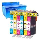 Fimpex Compatibile Inchiostro Cartuccia Sostituzione Per HP Officejet 6820 e-All-in-One Pro 6230 ePrinter Pro 6830 e-All-in-One 934XL 935XL Nero//Ciano//Magenta//Giallo, 5-Pack