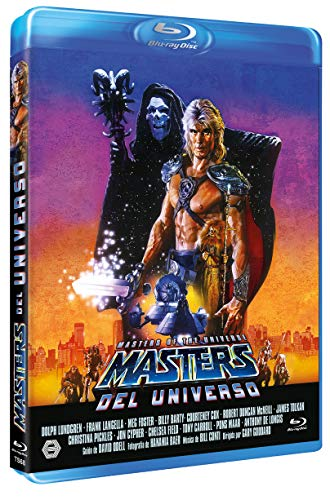 Masters del Universo BD 1987 Masters of the Universe [Blu-ray]