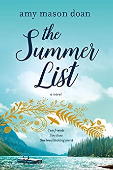 The Summer List by [Amy Mason Doan]