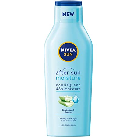 Nivea Sun After Sun Lotion 400ml Beauty