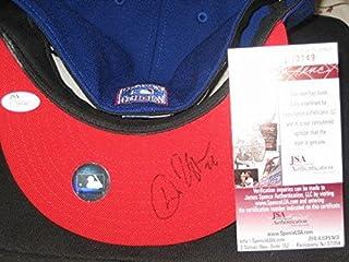 3bdaed2093d94 Dan Uggla Braves All Star Legend Signed Autographed Authentic Baseball Cap  - JSA Certified - Autographed